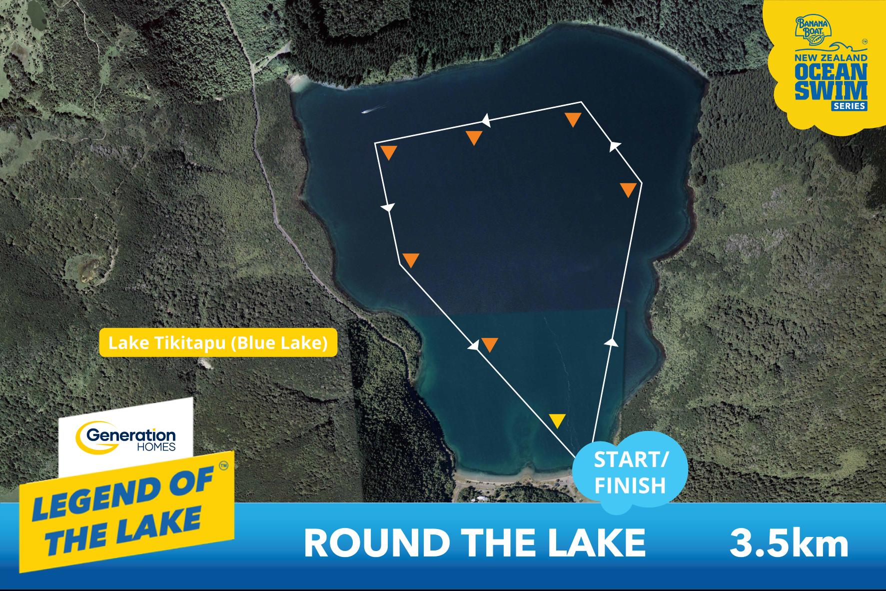 Round the Lake