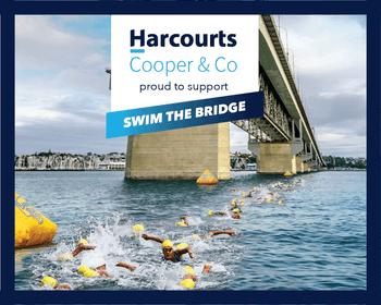 Harcourts Cooper & Co – Swim the Bridge